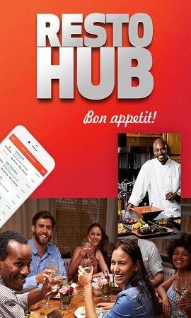 RESTO HUB Bon Appetit