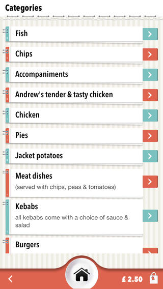 Restaurant Food Ordering App Development